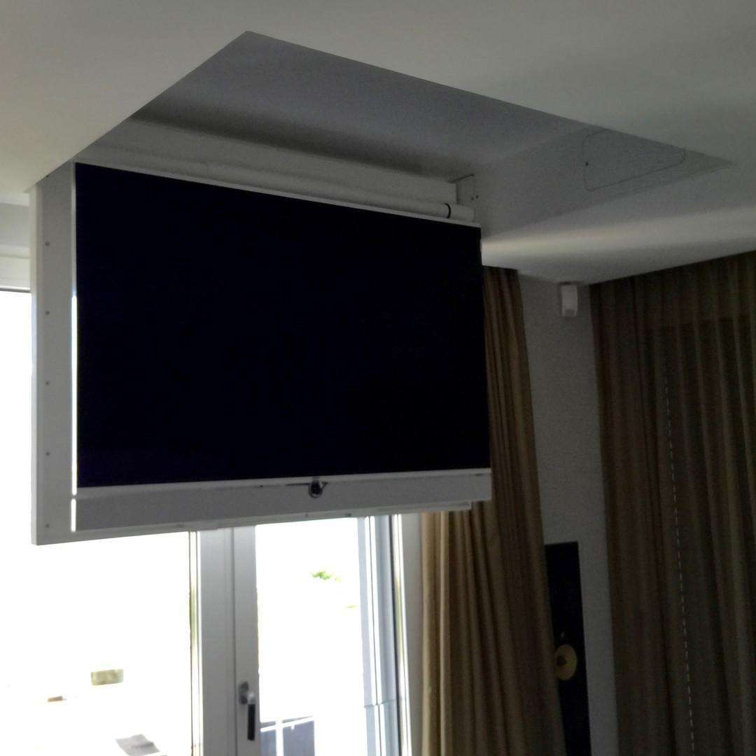Paradiso : TV  con lift a scomparsa