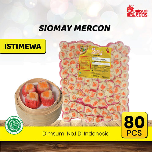 ISTIMEWA SIOMAY MERCON