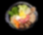 Sukiyaki dimsum mbledos