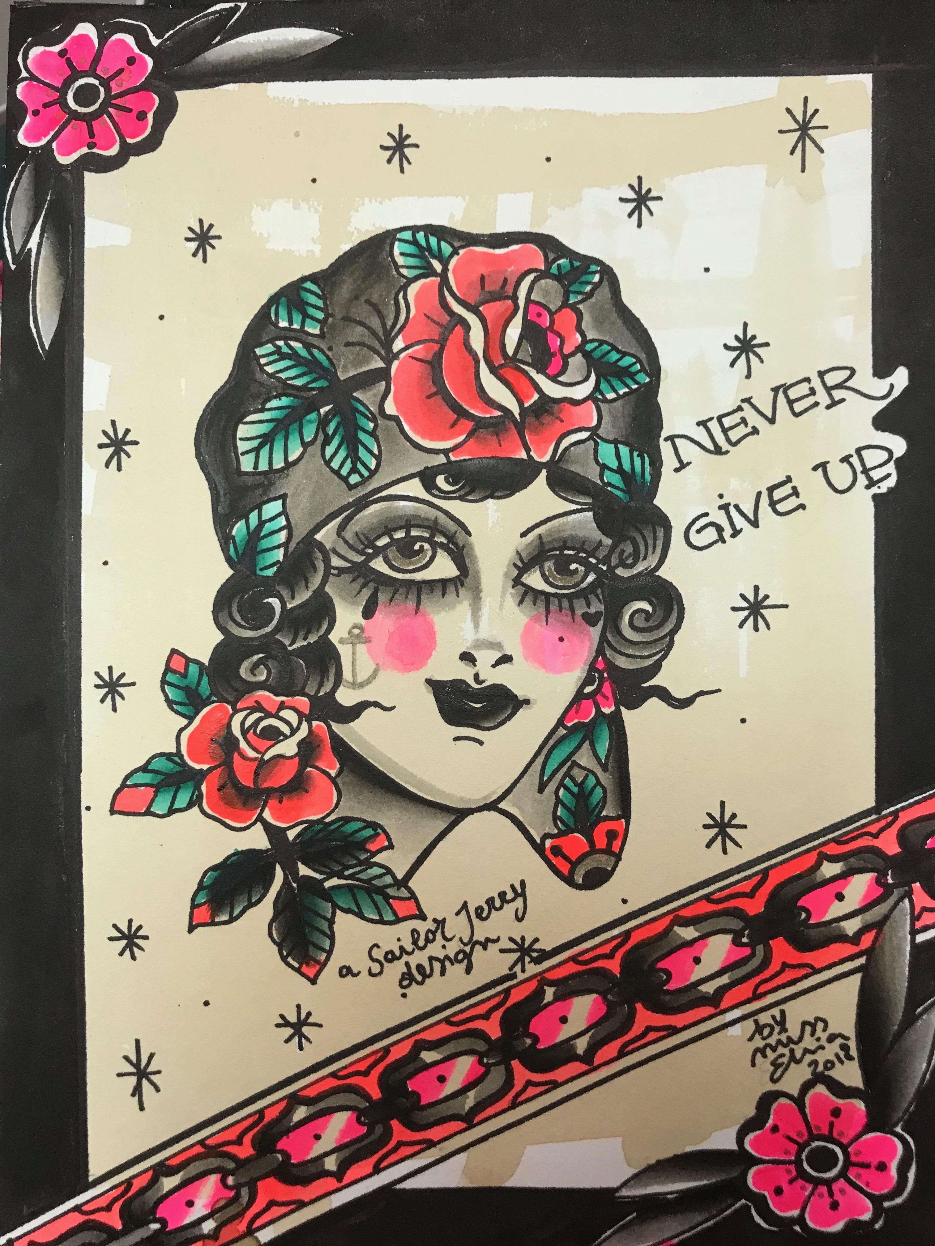 art by missElvia Tattoo