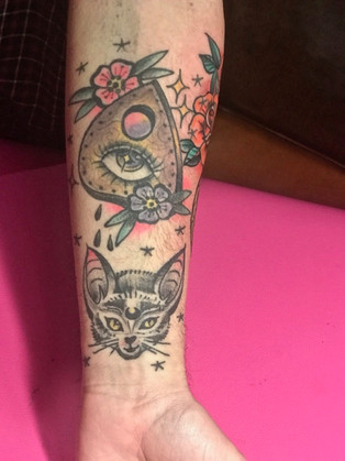 missElvia Tattoo