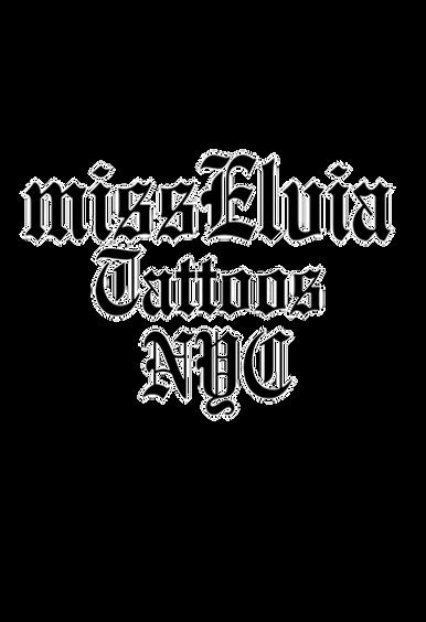 missElvia Tattoo logo