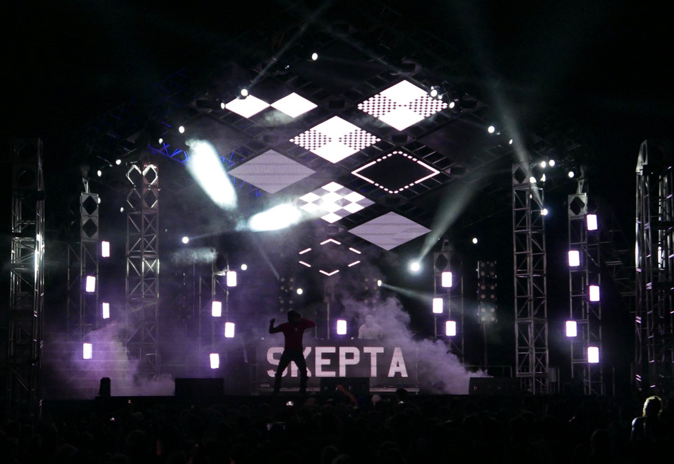 SKEPTA - LOS ANGELES