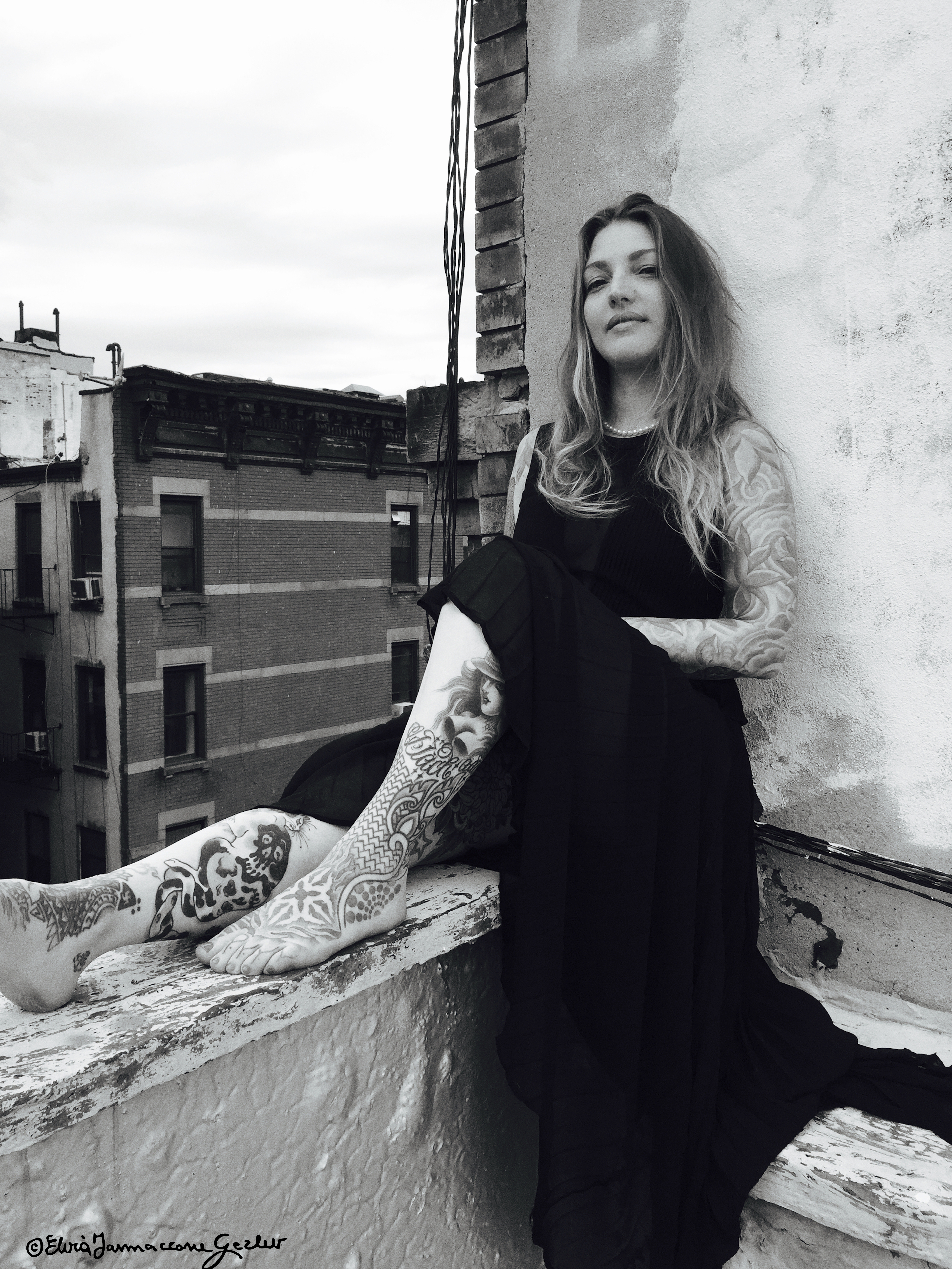 Lara, NYC, 2016