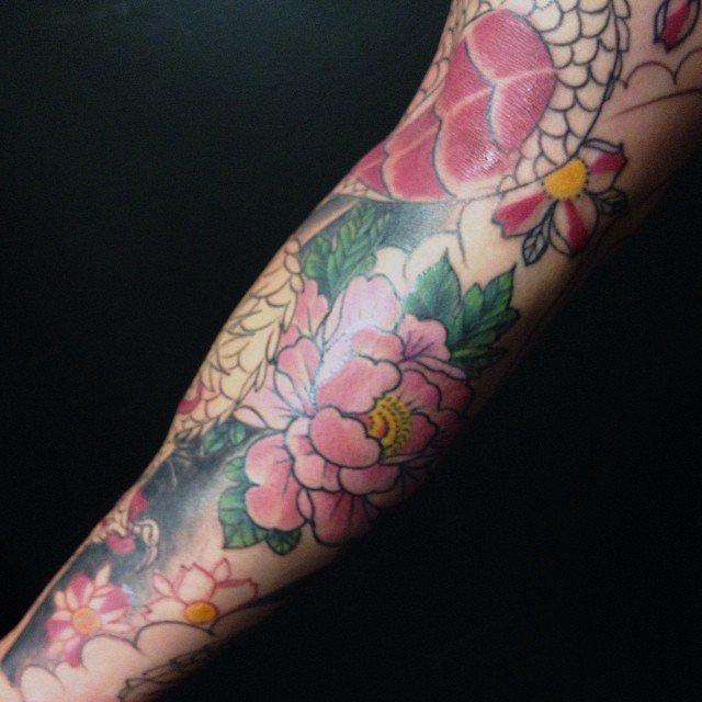 missElvia tattooing