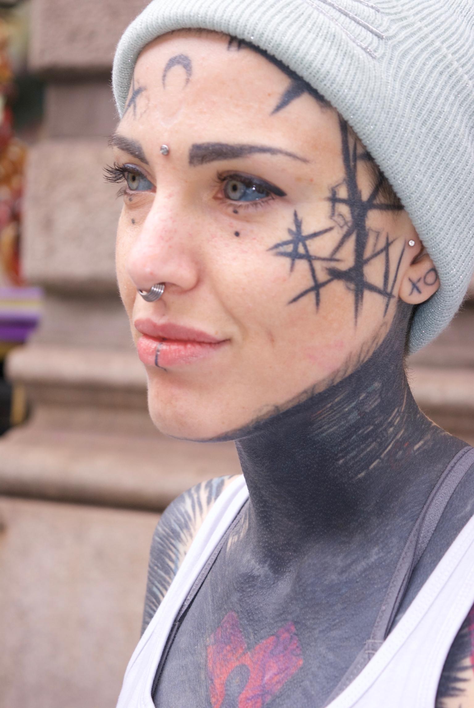 Michela, NYC 2019