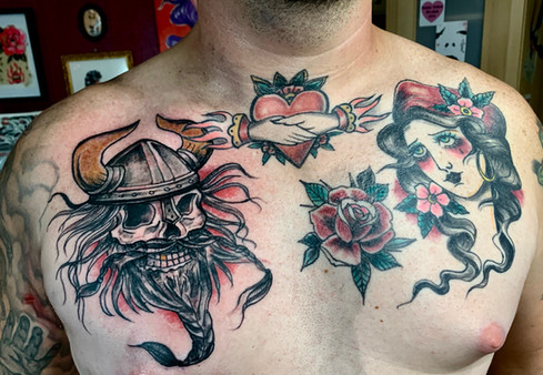 missElvia Tattoo, SI, NY