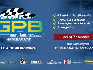 GP Brasil RBC de Kart Indoor