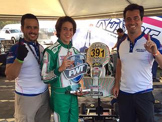 NF Piquet Sports comemora vitória na abertura do Florida Winter Tour