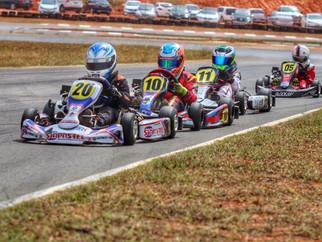 1ª Etapa do Campeonato de Kart do Distrito Federal
