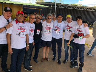 Campeonato de Kart Vintage - Brasília Kart