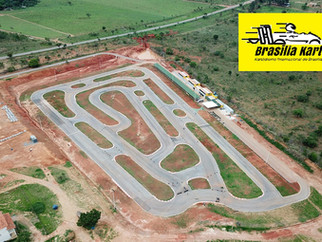 """Matéria feita pela equipe Kart motor : """"Campeonato do Distrito Federal tem início neste final d"""