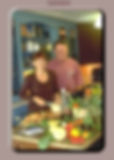 Lynne and Mike - Lastingham hosts