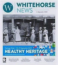 whitehorse news_edited.jpg - the local newspapr delivered toall residents of the city of hitehorse