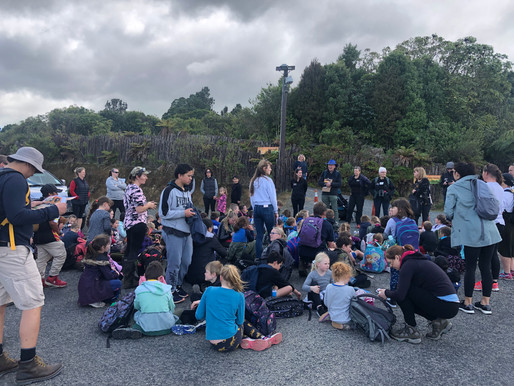 Thousands educated at Sanctuary Mountain