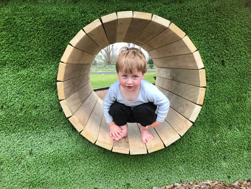 Te Aroha Playground gives community a boost