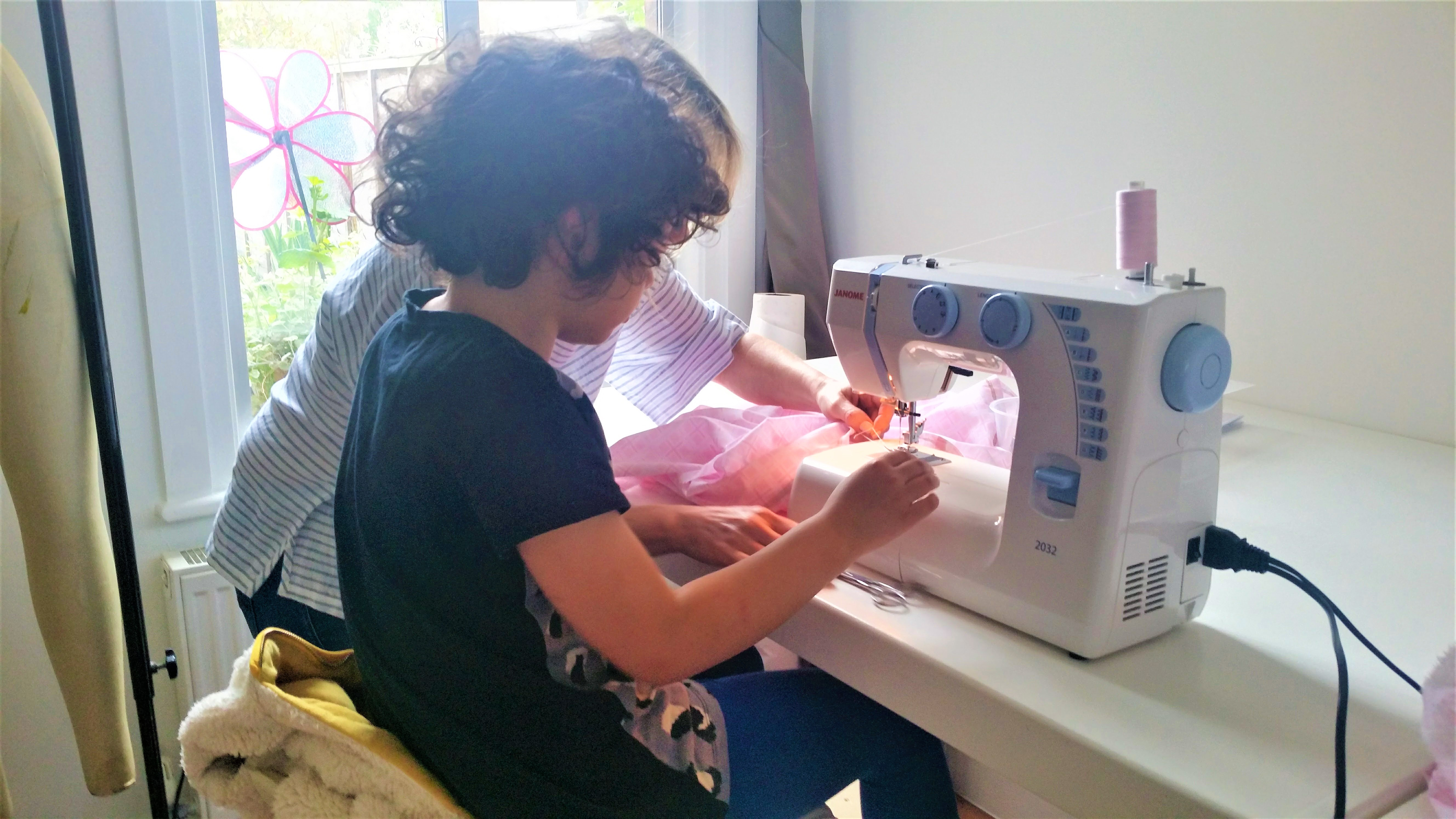 Janome sewing machines Fashion Loop