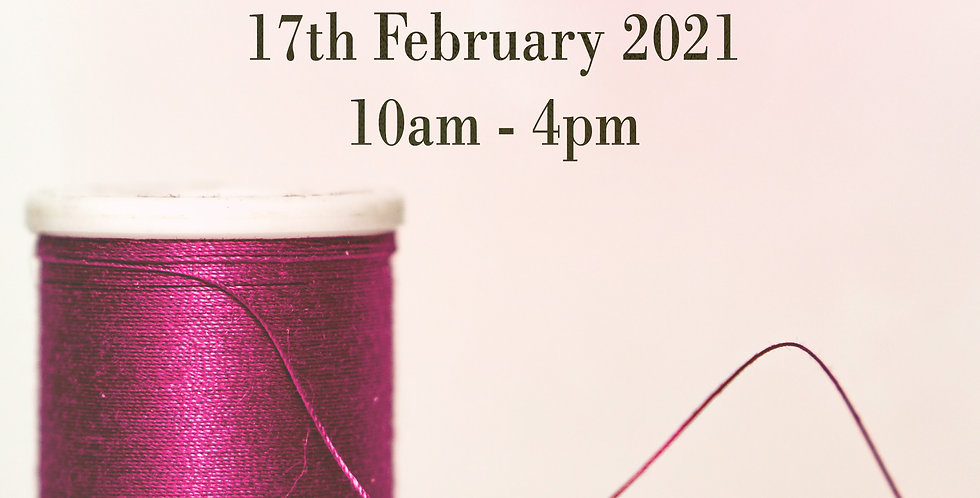 1-Day Feb Half Term Childrens Sewing Class