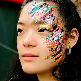 Zoo Project face paint