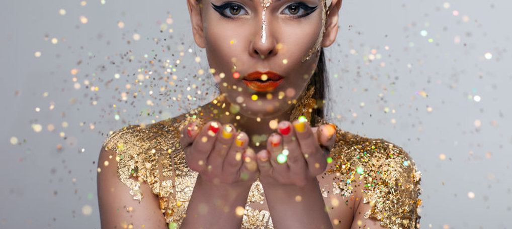 glitter-arty specialises in glitter face art