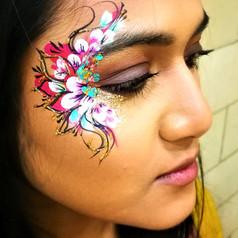 Adult face paint