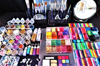 Our face painting & makeup kit