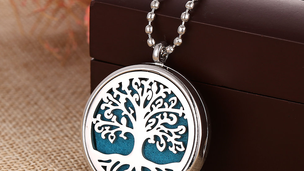 Click Here to Order a Tree of Life Aromatherapy Lockette