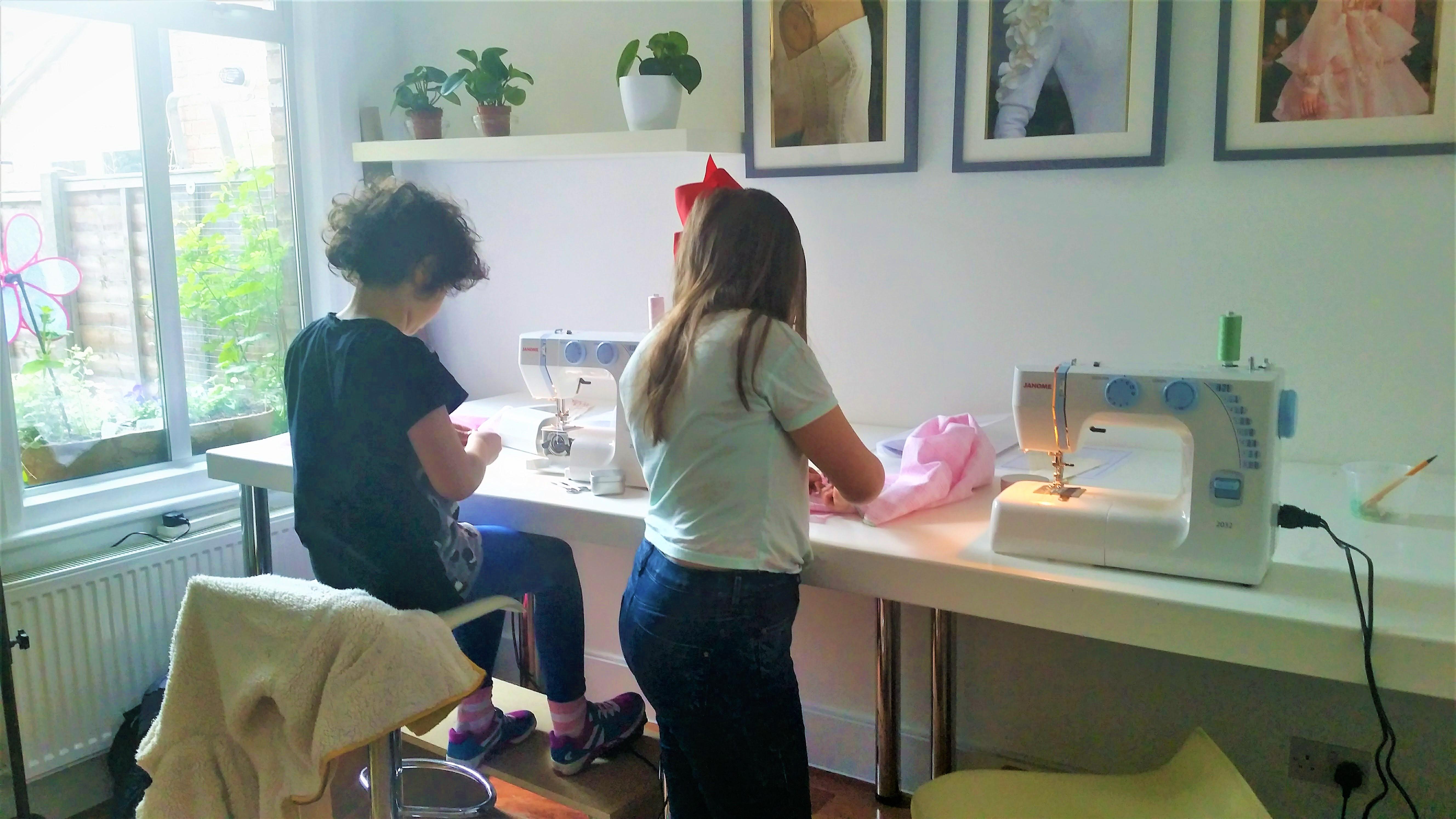 Fashion Sewing Workshop
