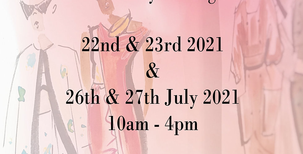 2-Day Summer Holiday Childrens Sewing Class