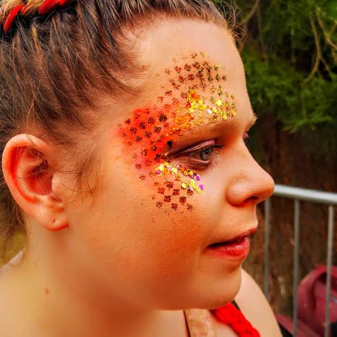 Festival Glitter Bar Bedford