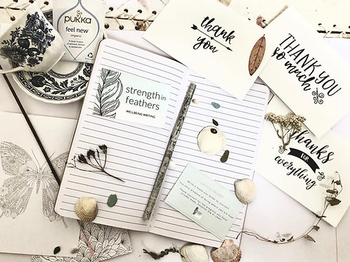 Writing for Wellbeing Gift Box