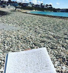 creative writing in cornwall
