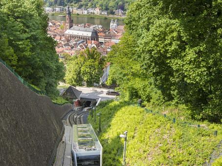 Die Heidelberger Bergbahnen