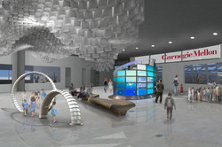 Interactive Display Area