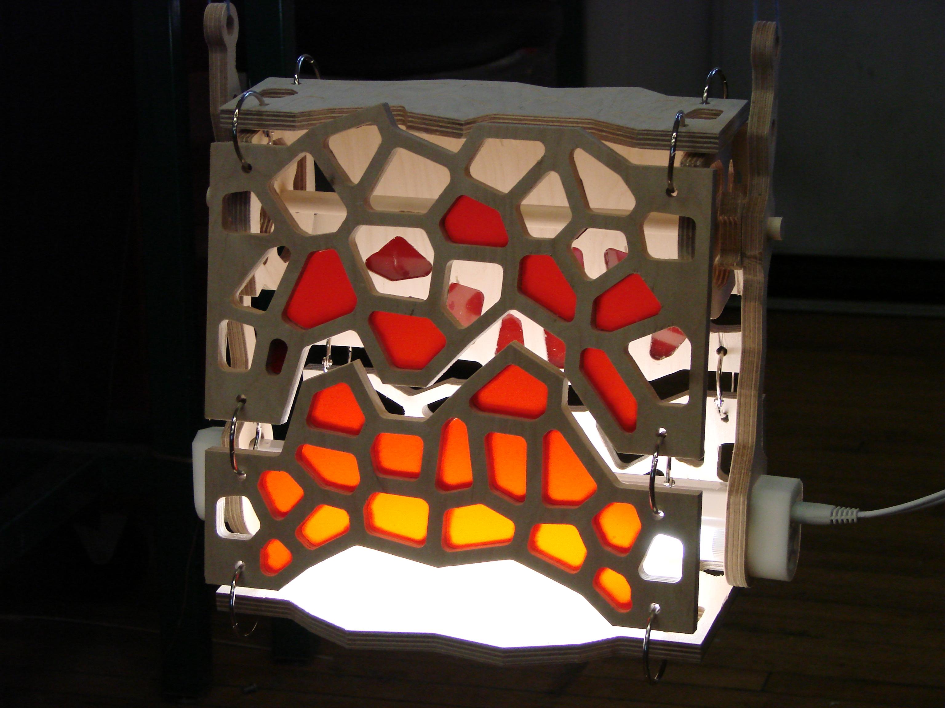 Lamp Again