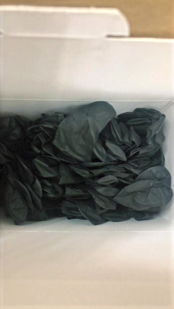 CleanGuard Gloves Black