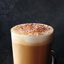 Starbucks' Butterscotch Brulee Latte taken from the Starbucks website