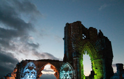 Illuminated Whitby