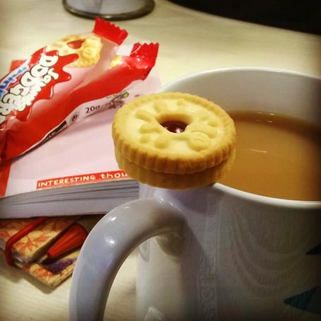 Caffeinated Writing