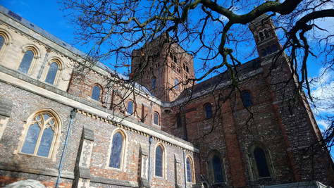 A Wander around St Albans Cathedral