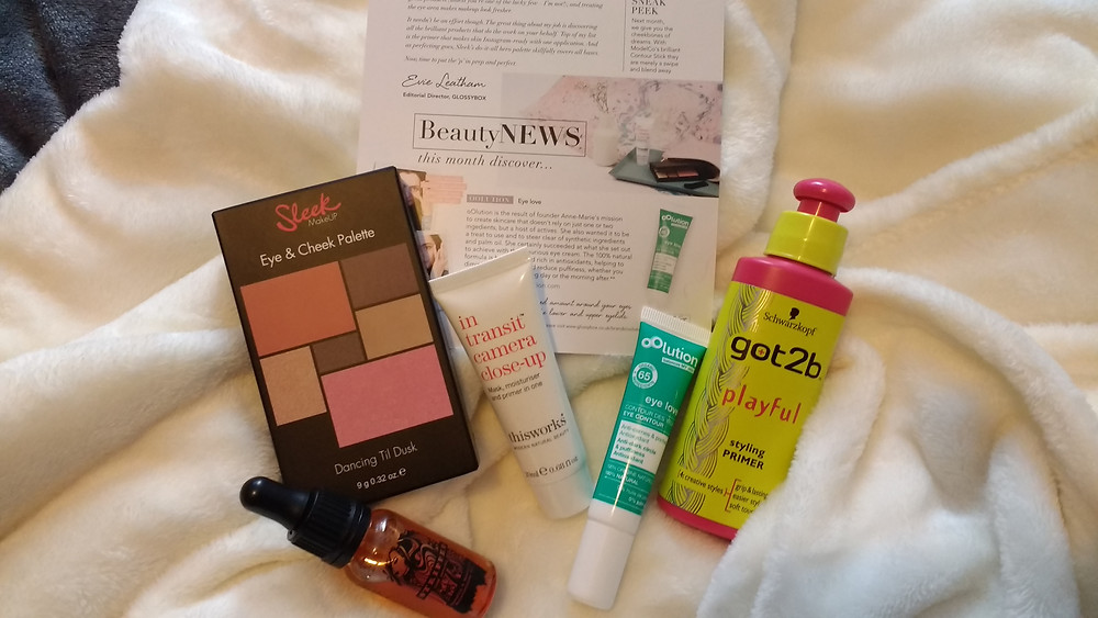 GlossyBox (March)