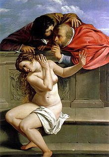 Artemisia's Earliest Work