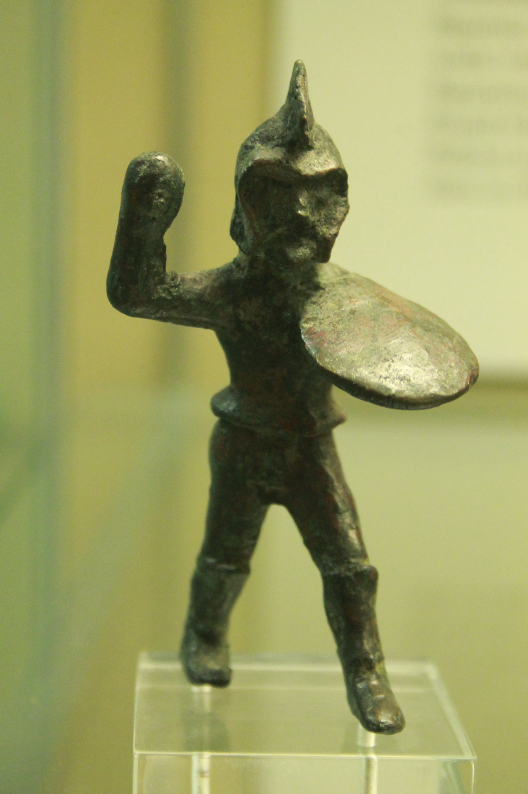 Figure of Ancient War
