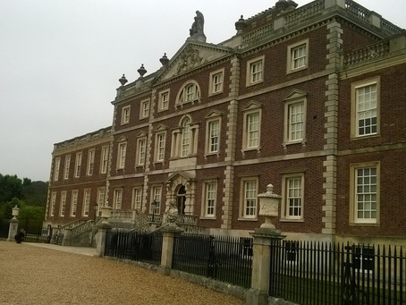 Historically... Wimpole Hall