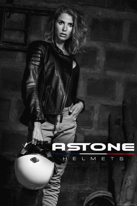 Campagne Halton Helmet  Yann Catel photographe Oliver Martino