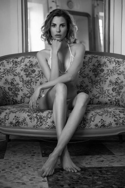 Boudoir Time   Photographe : Titchia Laetitia