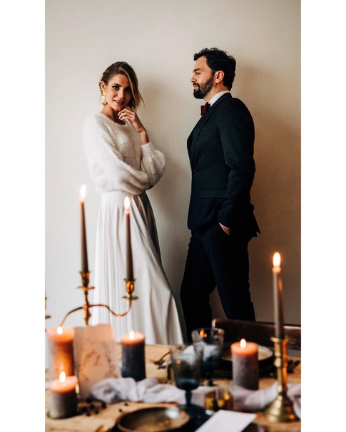 Wedding planner : @artisevenement / @bigdaybazaar  Soon on shedish blog : @sistersinlaw.se  Photographe : @pierreatelier  Dress : @camillemarguetcreatrice  Location : @galeriedes3bornes  Stationner : @graphikkart  Jewel : @maisonsabben  Hair : @claire.baudry.hair  Mua: @glossyruby  Fleurs : @refletsfleurs  Meilleure assistante du monde : @margauxmichelphotography