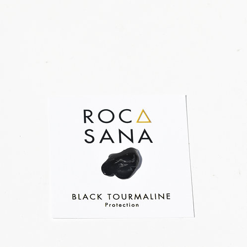 Black Turmaline Intention Stone