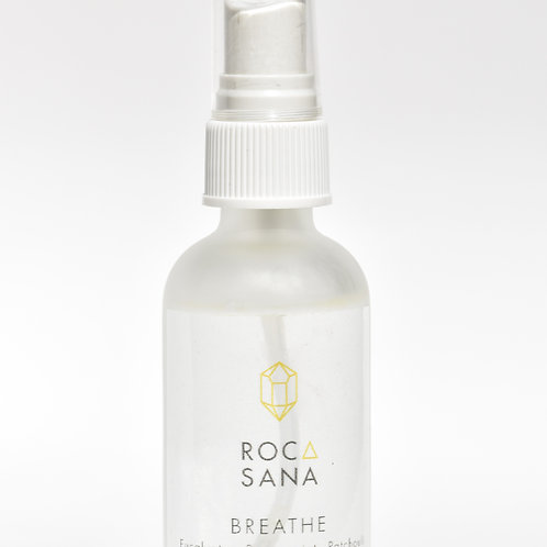 Breathe - Crystal Infused Face & Body Mist