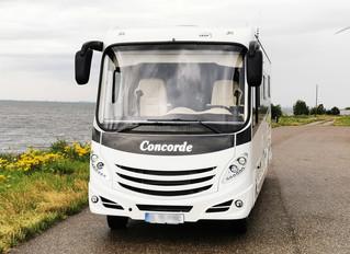 CONCORDE CREDO 841L - 3000CC 205CV EURO 6 - CAMBIO AUT ZF - IVECO DAILY 50C18 - ANNO 2019 - 9000KM